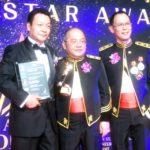 ドクターセラム 「ASIA GOLDEN STAR AWARD」受賞