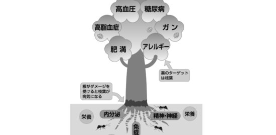「病気のなる木」~免疫表示に向けて~ 山本哲郎氏